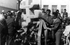 Monumento en el barrio de los Cortijos a los judíos de Monastir7