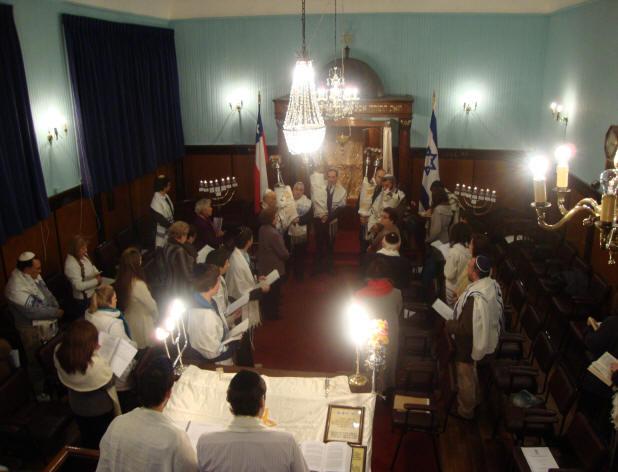 Sinagoga de Temuco
