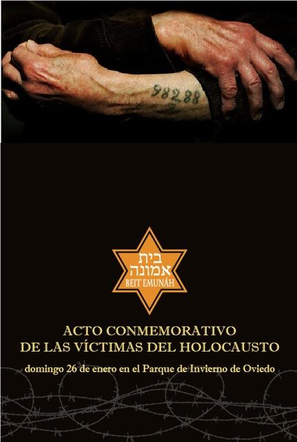 Conmemoración de las Víctimas de la Shoá