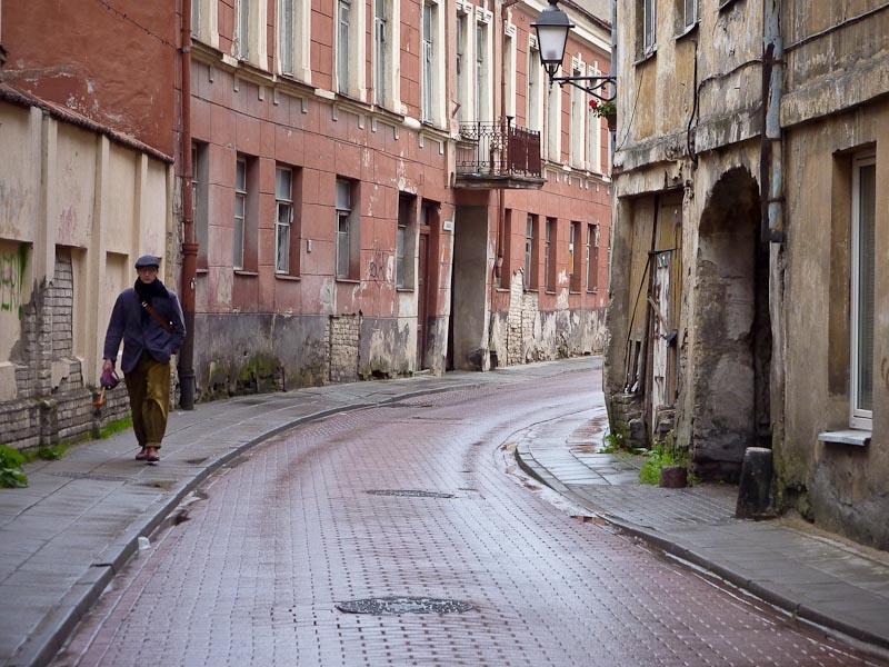 Barrio judío en Vilna
