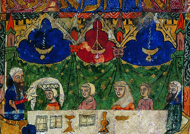 Judíos en Sefarad