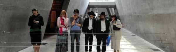 """La planificación de """"Yad Vashem"""" comenzó en 1942."""