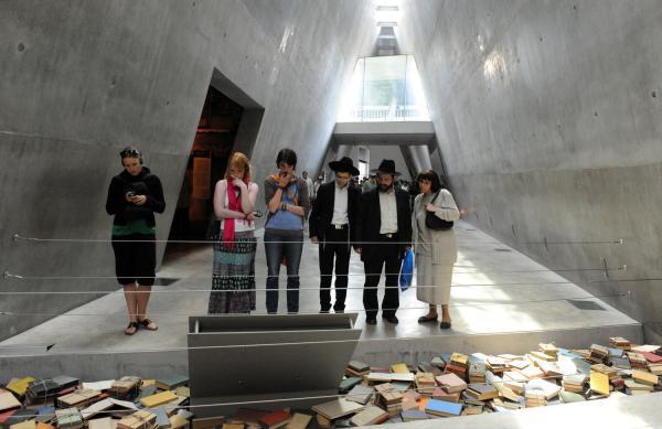 Yad Vashem, museo nuevo