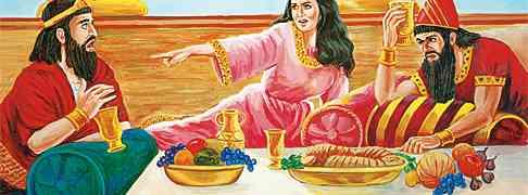 PURIM: Sinopsis de la Meguilat Esther
