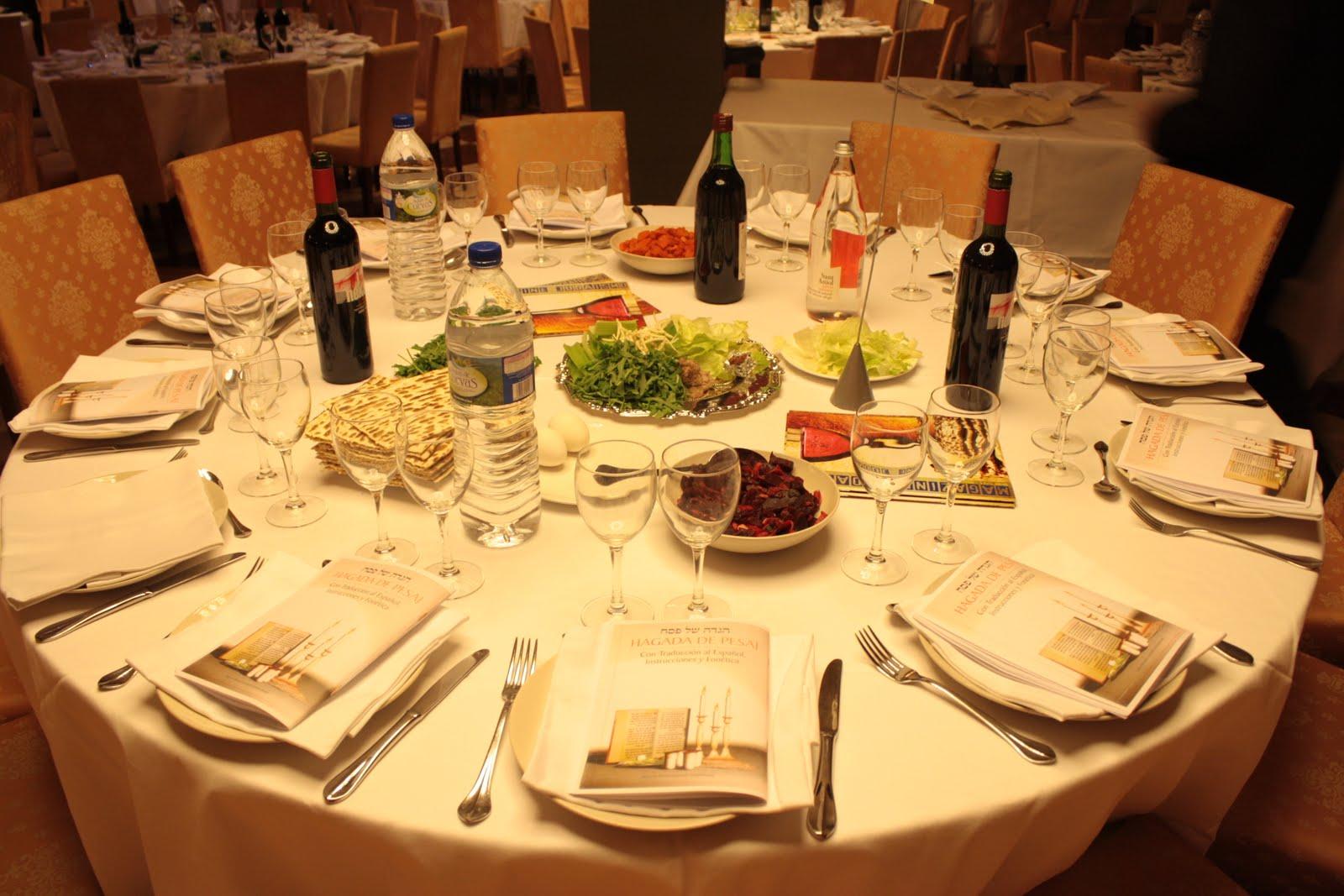 Seder de Pesaj