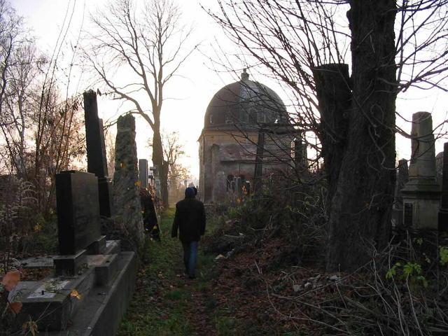 Cementerio judío de Czernowitz