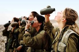 Israelíes en las FDI
