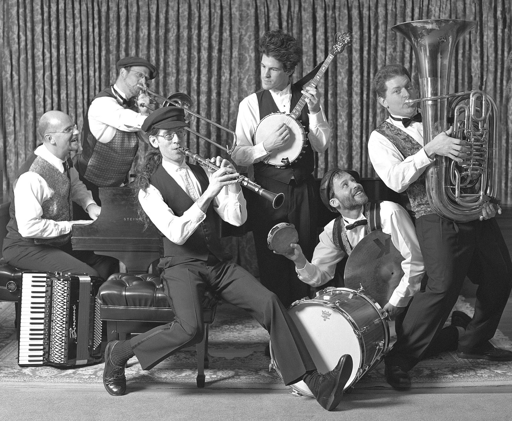 Klezmerim siglo XIX