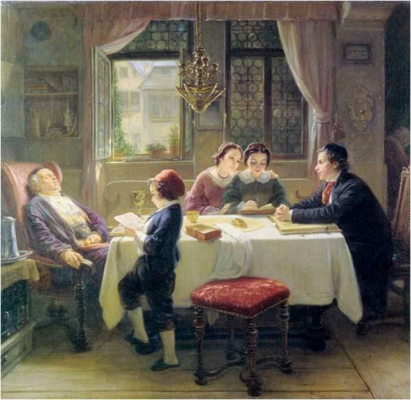 Shabat en familia