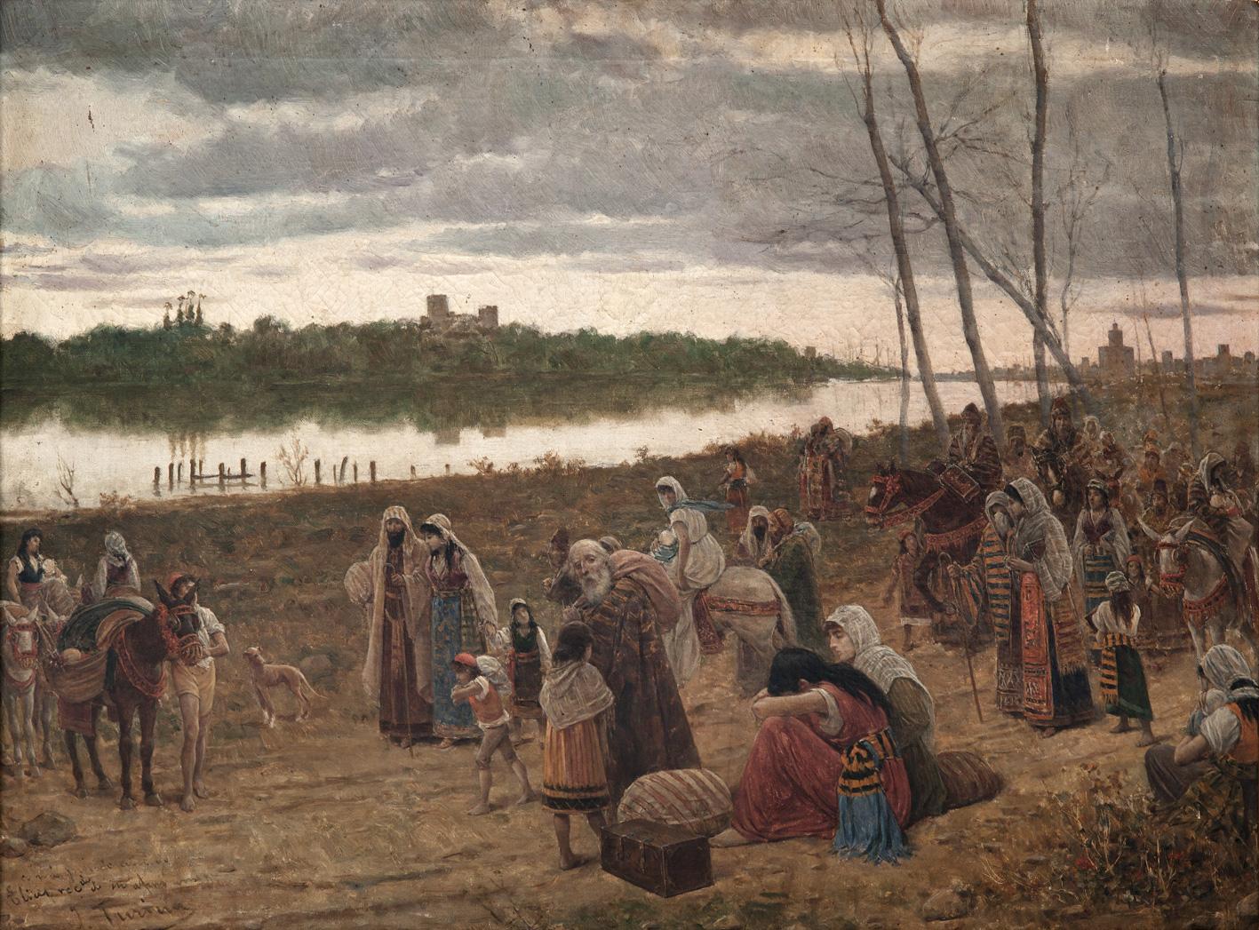 Joaquín Turina Expulsión judíos Sevilla
