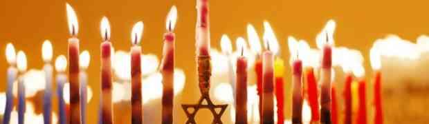 ¿Qué significa ser judío?  Ser judío es ser una vela.
