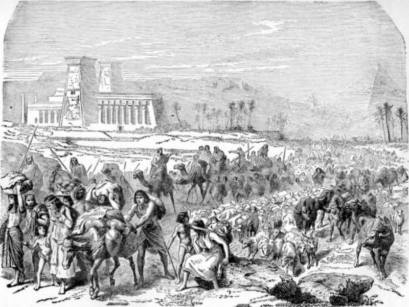 Salida de Egipto