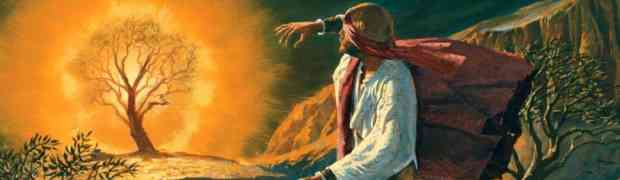 Y Él llamó a Moshé....